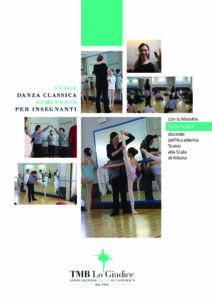 Stage con Elisa Scala @ Scuola di Danza TMB Lo Giudice